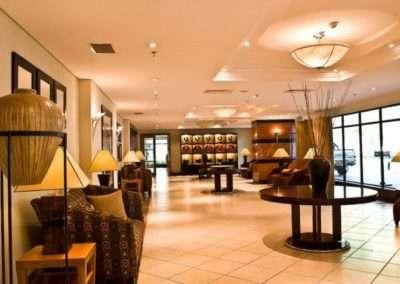 Taj Pamodz Hotel